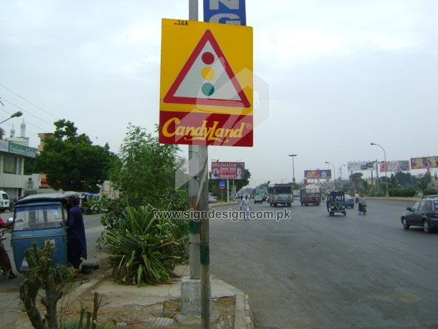 Signal Indication | Traffic Sign