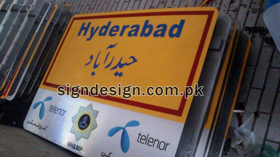 City Signs by telenor