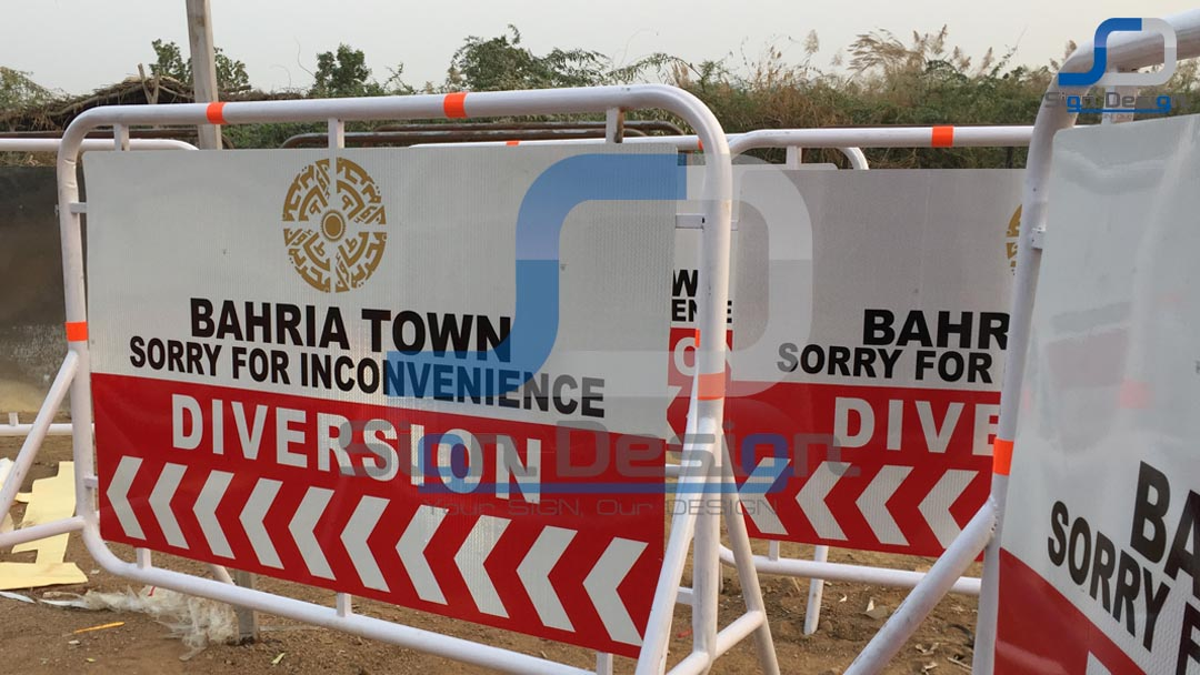 Bahria Town Signs