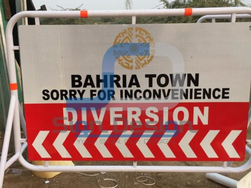 Bahria Town Boards