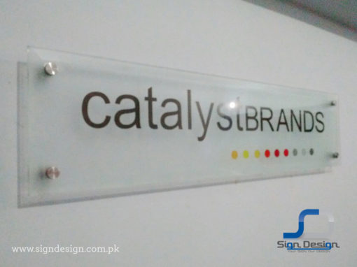 Catalyst Brands Sign